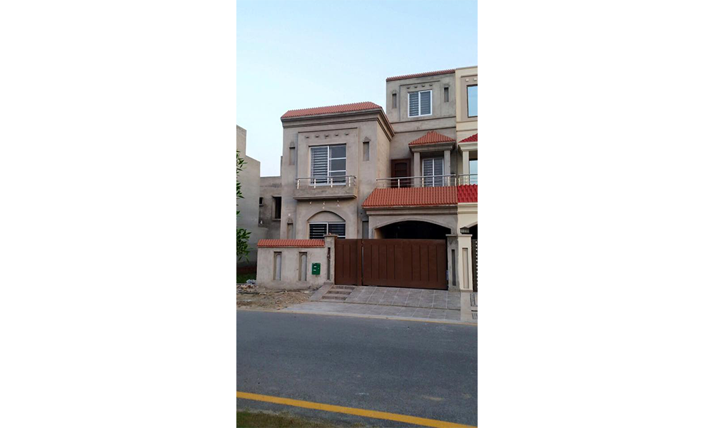 5 Marla Front Elevation Designs : House designs in pakistan