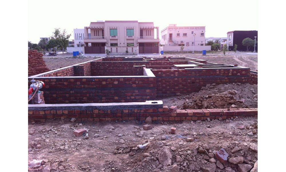 dpc bricks foundations