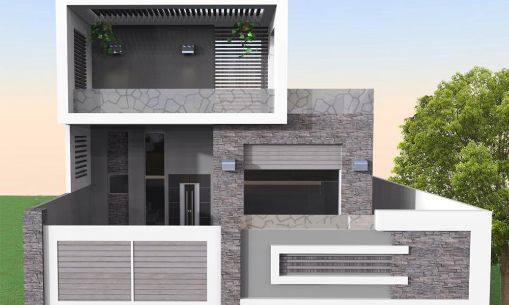 Front Elevation Houses Islamabad : House designs in pakistan