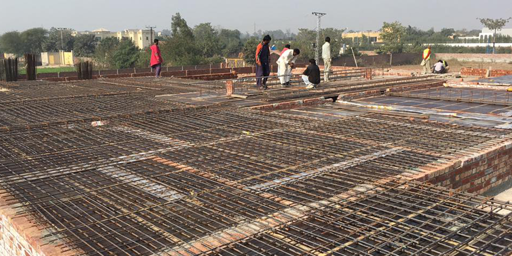 steel for house construction
