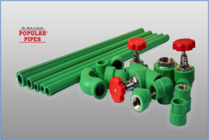 Electrical Plumbing pipes for house construction