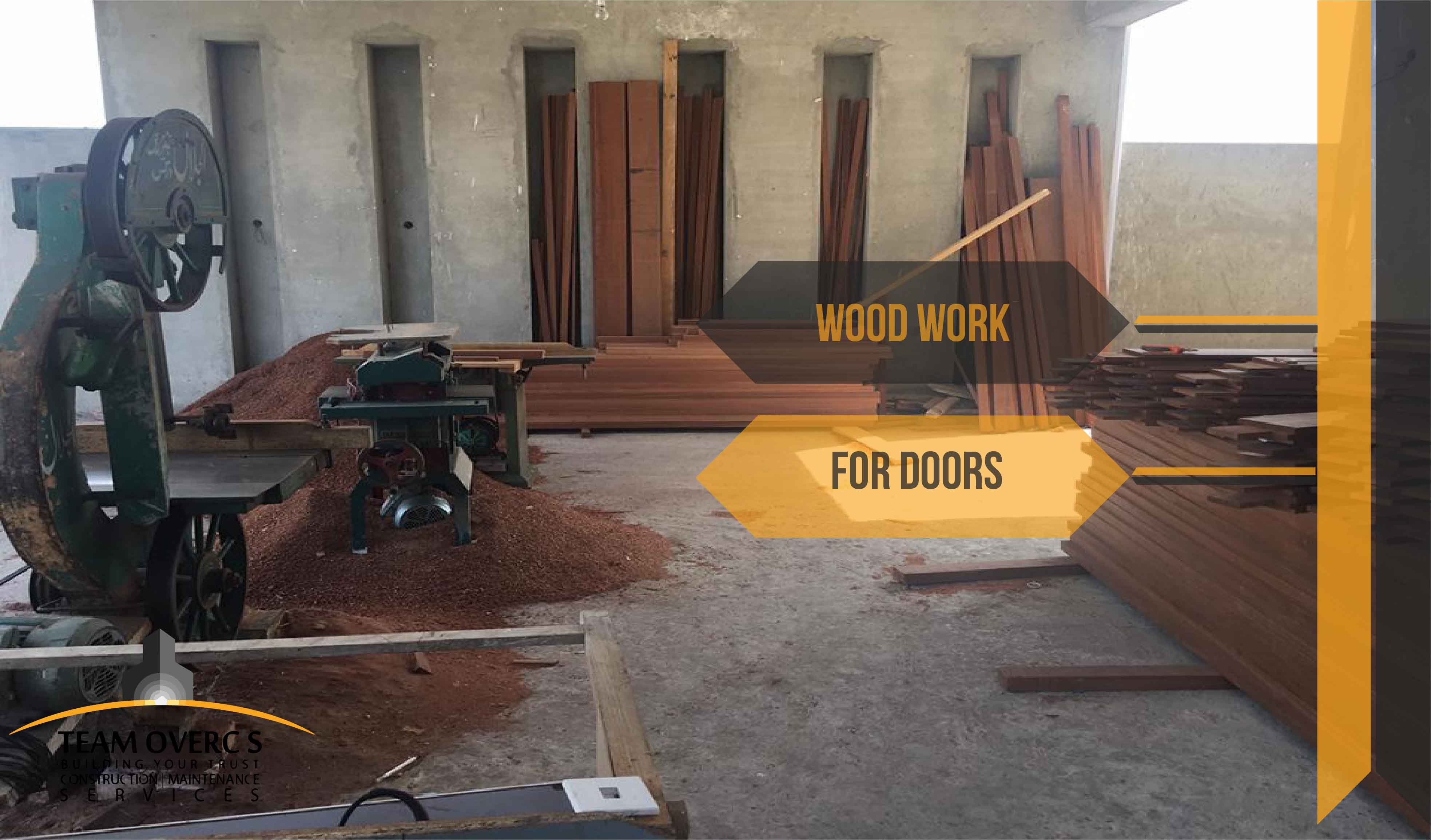 Wood For Doors In Pakistan House Construction Woods Timbers